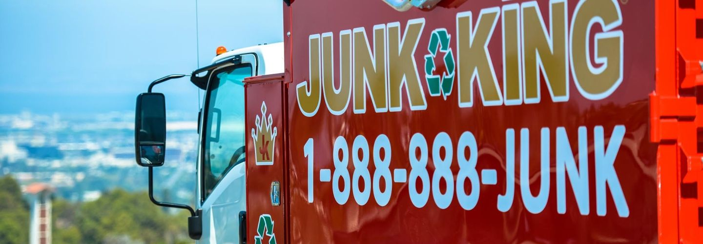 The #1 rated junk removal service