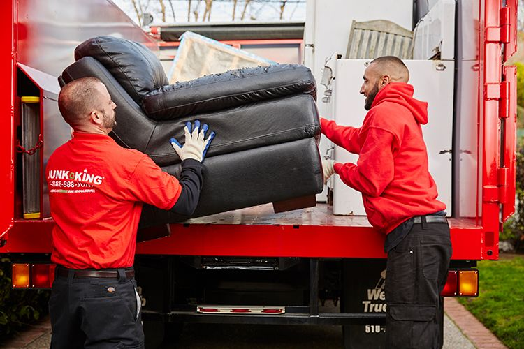 North America S Best Junk Removal And Hauling Service