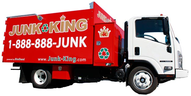 1 Rated Junk Removal Service In North America