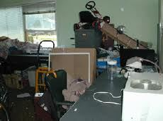 an arts crafts room junk removal hauling services junk king
