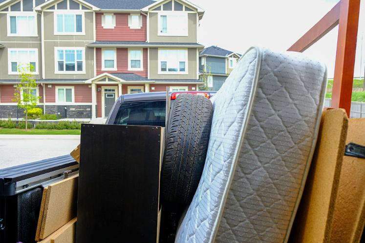 mattress disposal fremont area