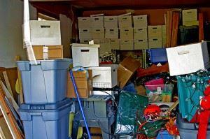 REQUEST - Garage Clutter - Landscape