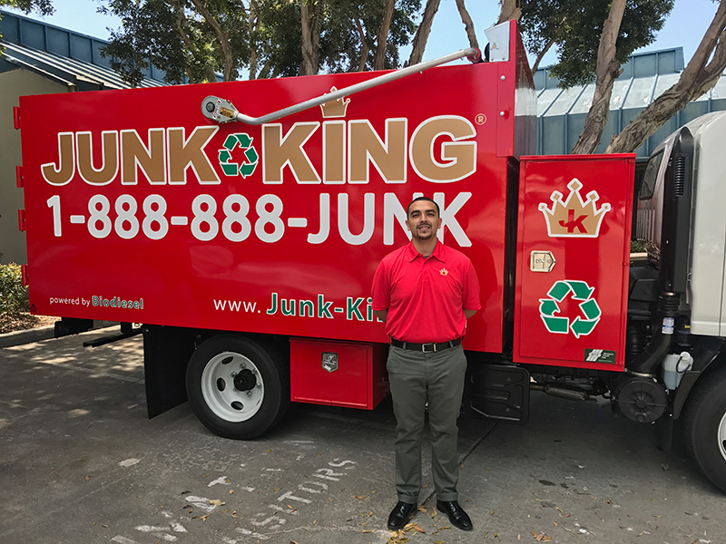 Junk King Franchise Owner.