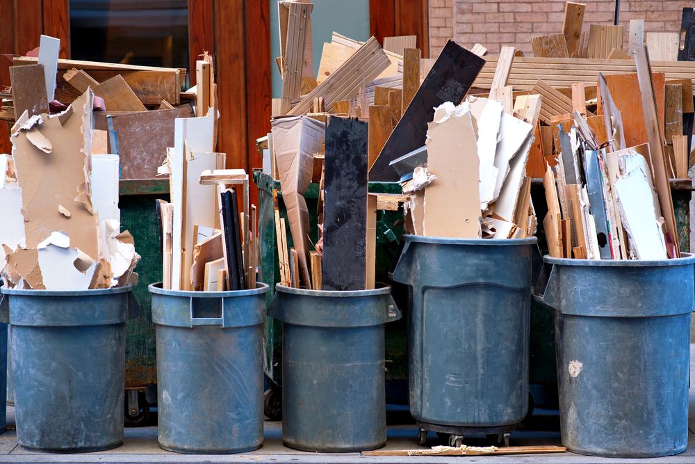 atlanta construction debris removal