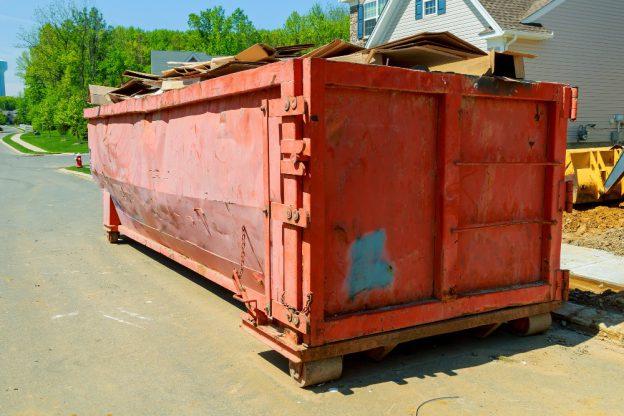 Atlanta Dumpster Rental vs Bagster bags