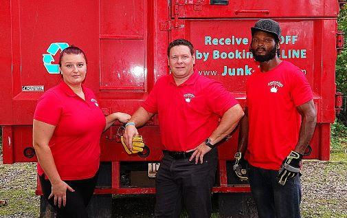 2017 Junk King Baltimore