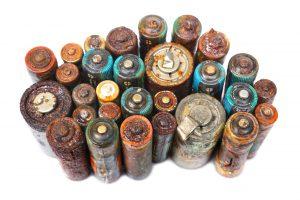 Are Batteries E-Waste