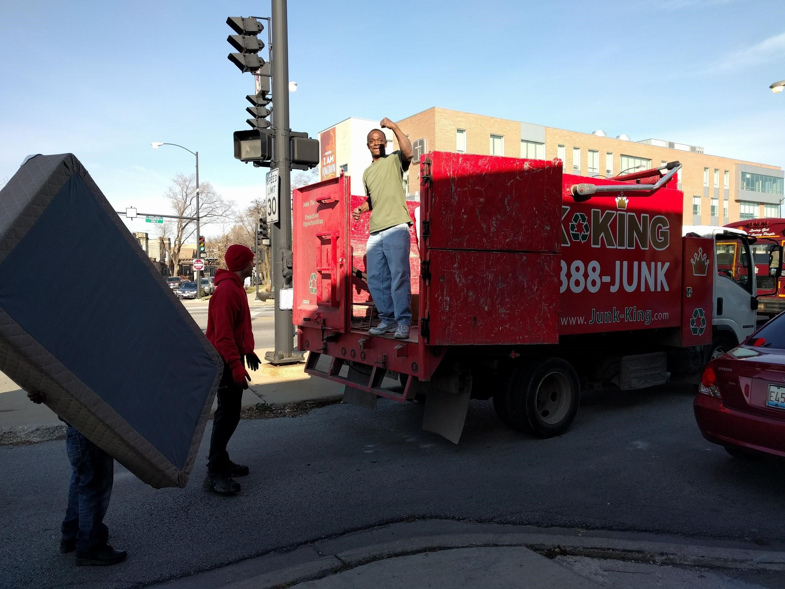 Top Junk Removal Chicago Downtown