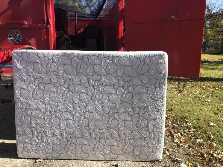 mattress disposal Cincinnati Ohio