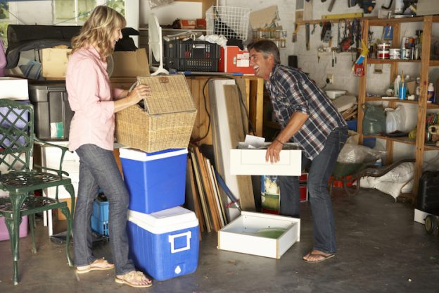 spring cleaning and junk removal in cincinnati