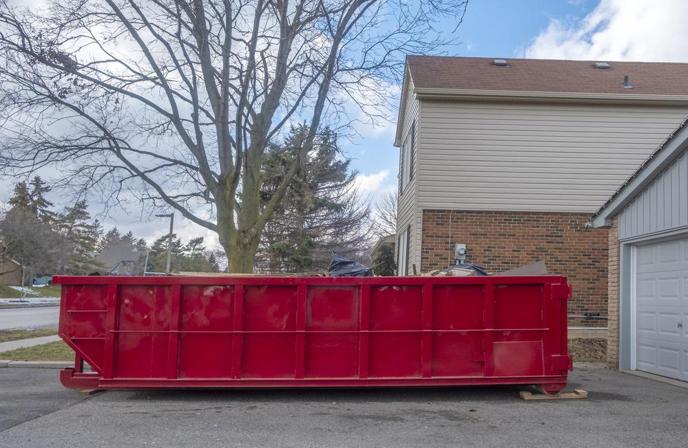 roll-off dumpster rental service cincinnati
