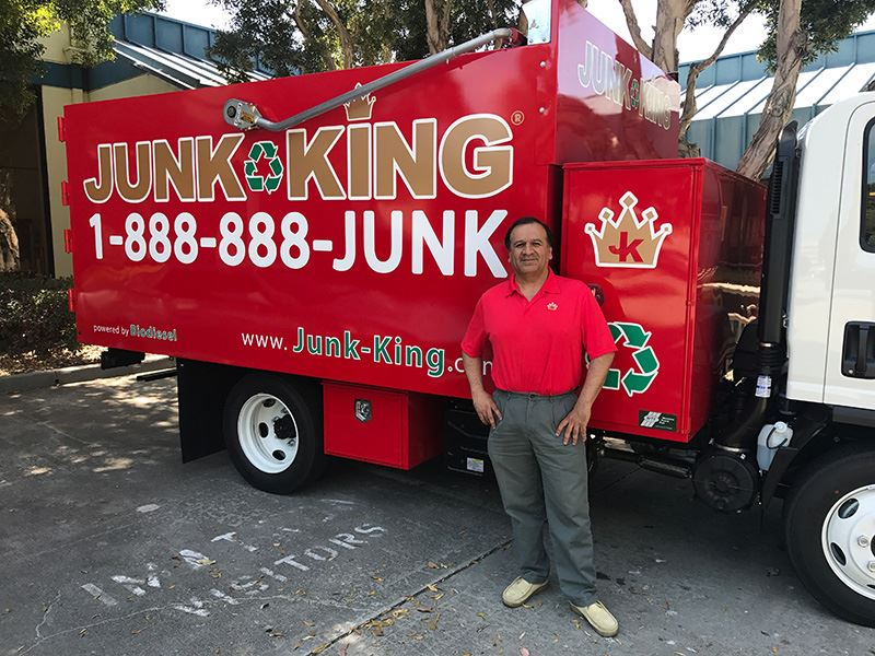 Junk Removal In Colorado Springs King