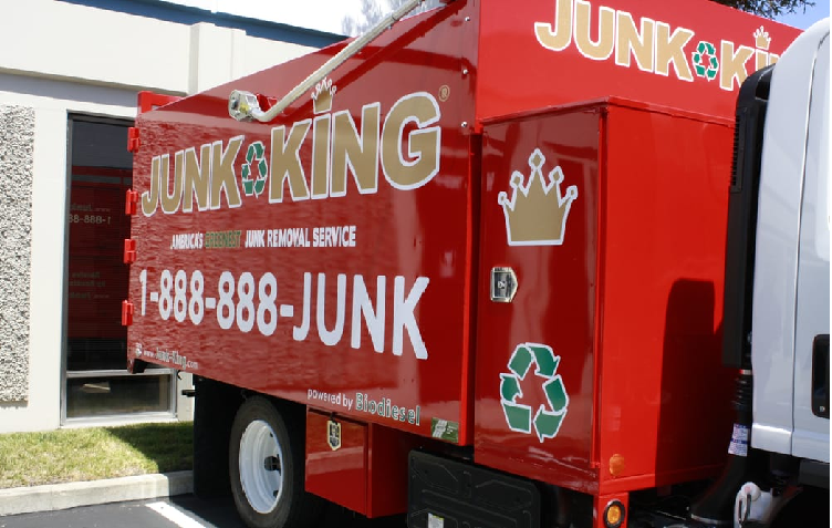 junk king truck
