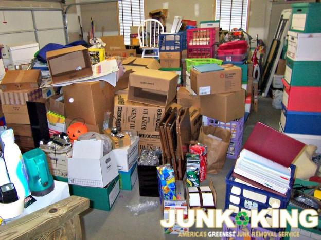 Junk King Dayton Bulk Pickup