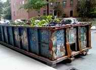dumpster rental alternative Houston