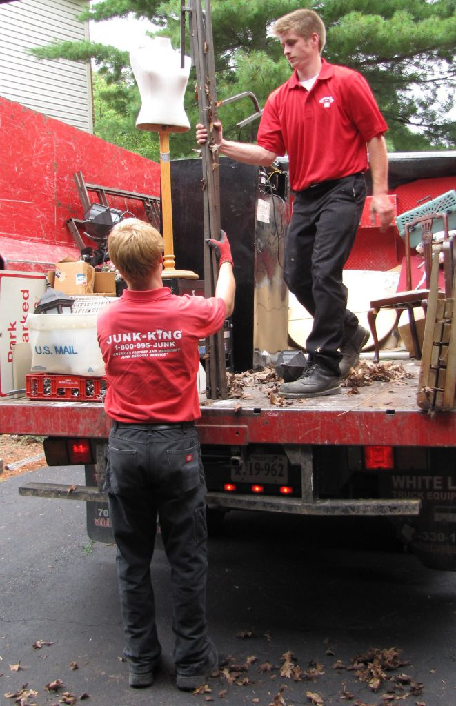 junk removal fairfax virginia