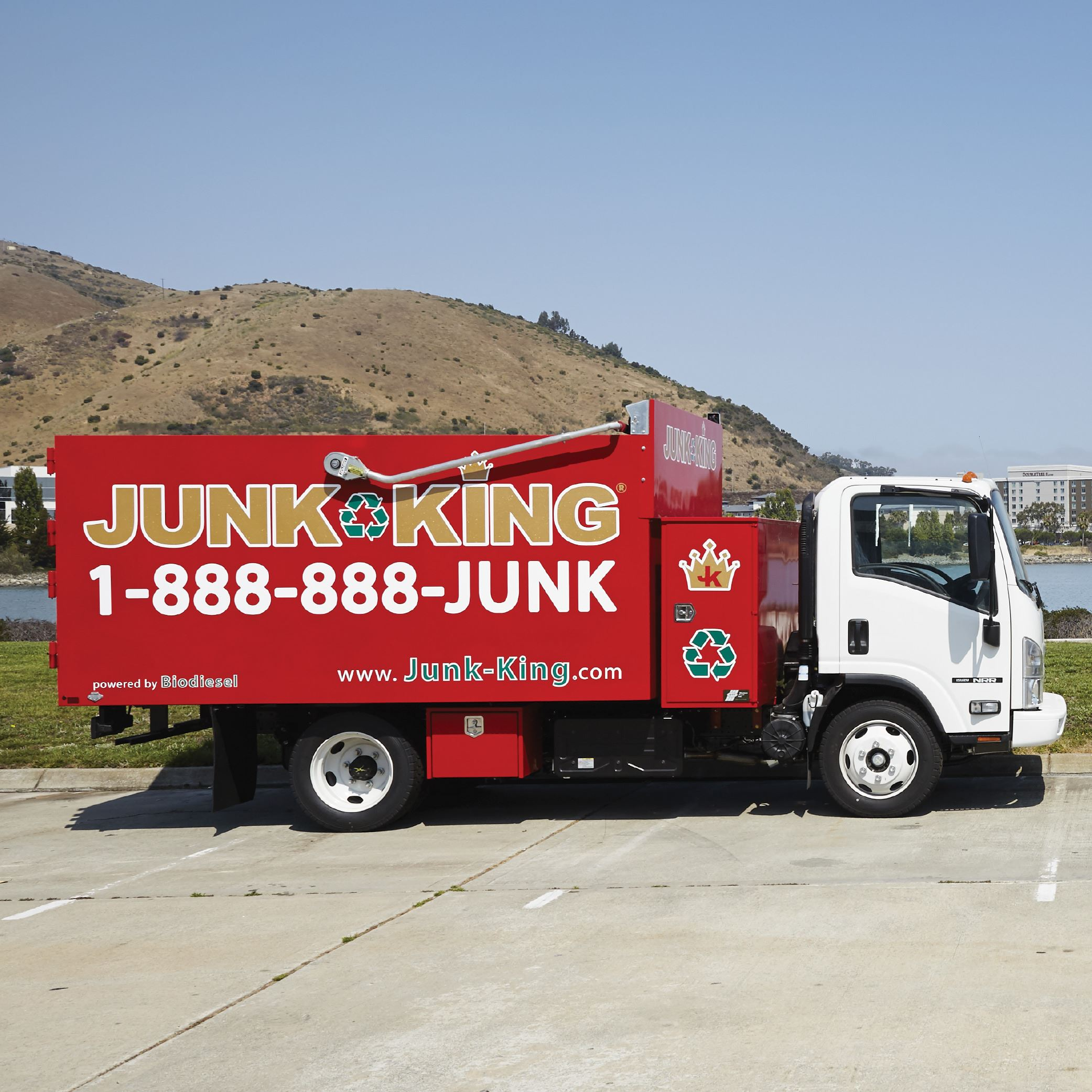 Junk Removal in Nashville | Junk King Nashville