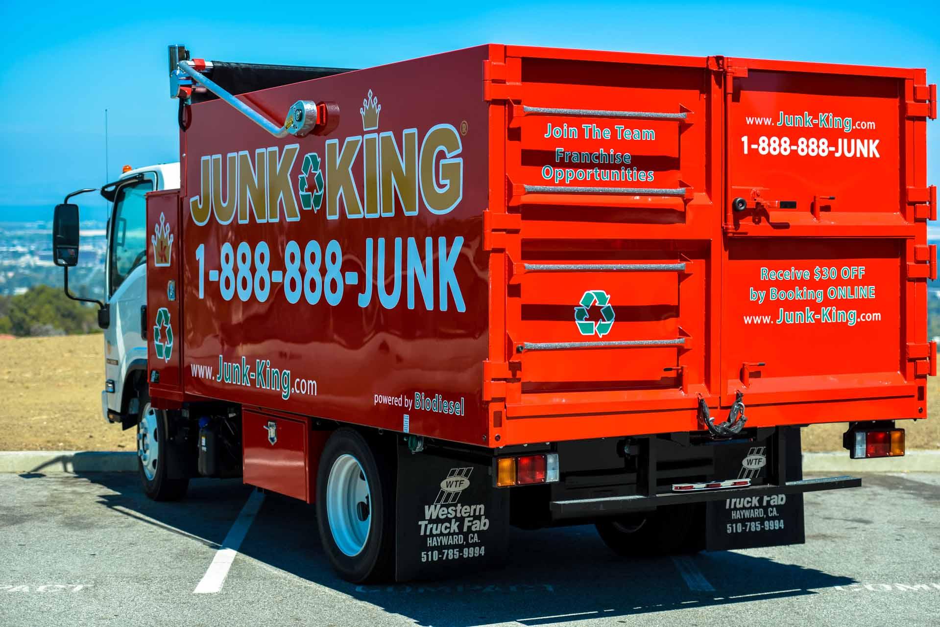 Junk King Franchise Owner.