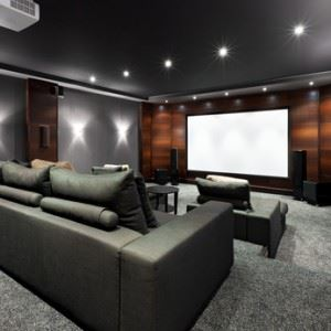 Junk Removal for Home Theater