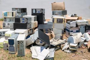 E Waste Disposal