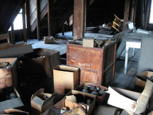 McIlvaine_Hall_attic