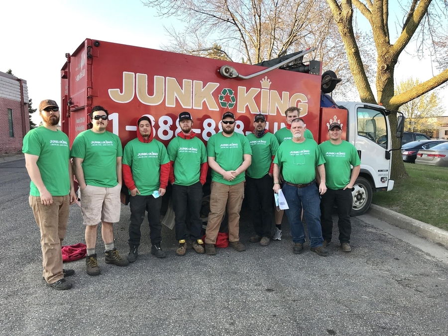 Business Junk Removal Pick Up Minneapolis