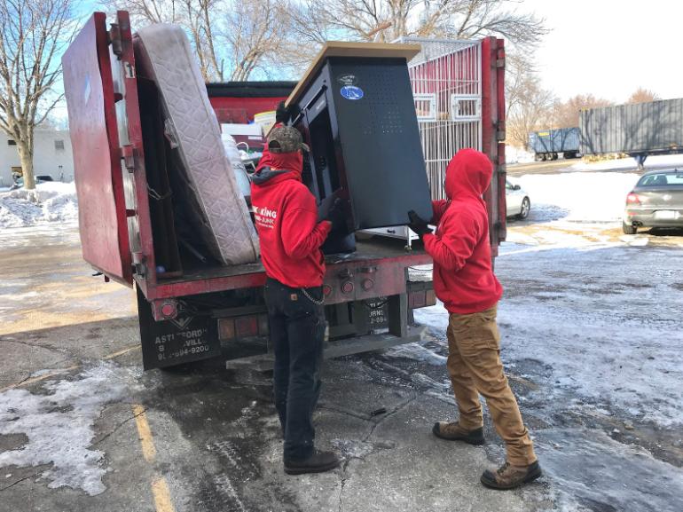 JK Minneapolis Spring Cleaning
