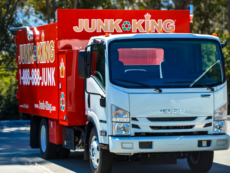 Junk King Franchise Owner, .