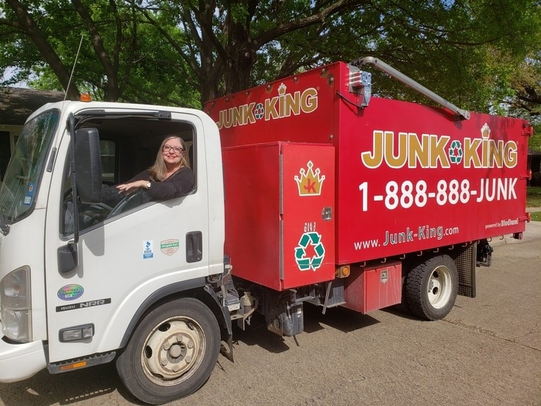 Junk Removal Queen of North Texas