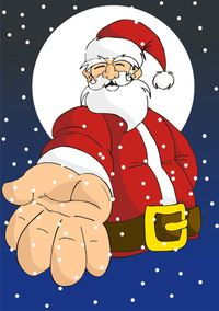 christmas-series-happy-santa-giving-hand-1412890