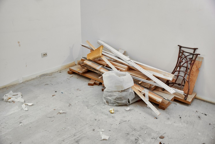 remodeling construction debris removal san diego