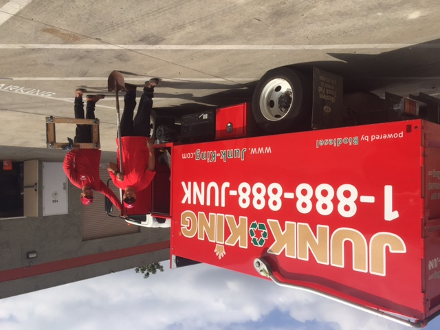 junk removal company in san diego