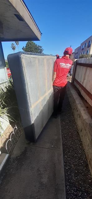 mattress disposal san diego