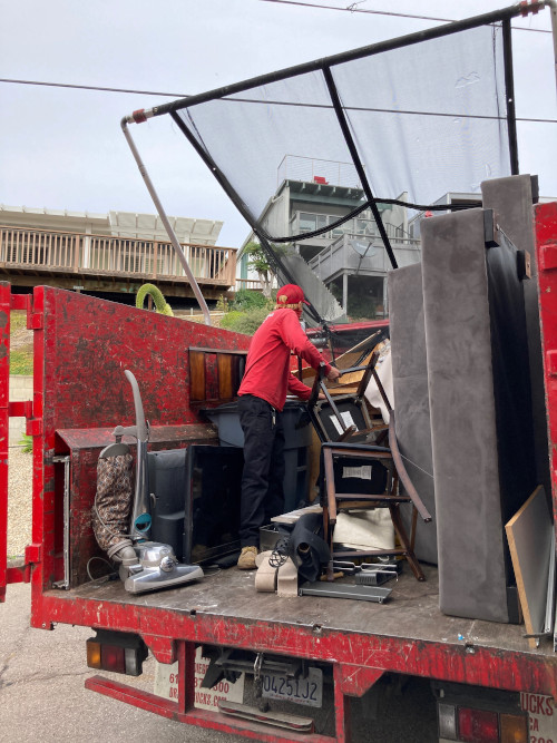 san diego couch and furniture removal services