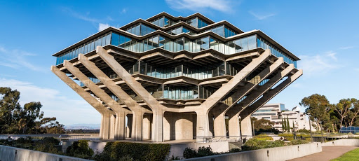 giesel library uc san diego