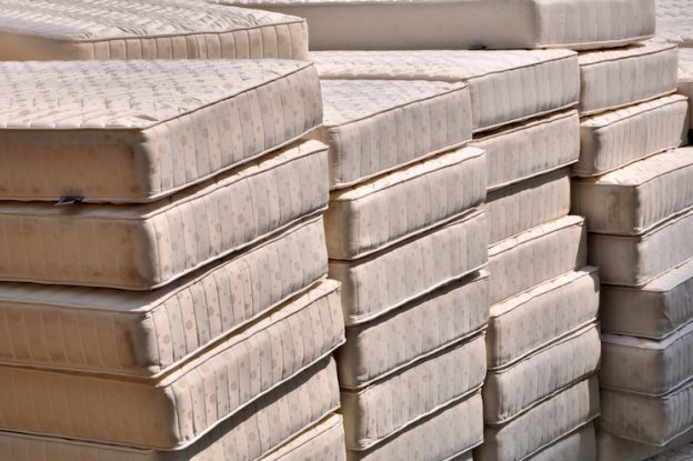mattress removal and disposal in san diego