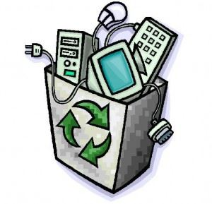 St. Petes E-Waste Recycling