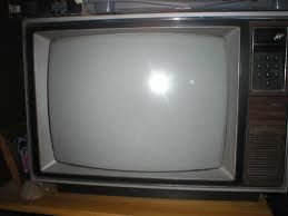 get rid of old television