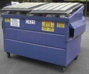 Sonoma County Dumpster Rentals