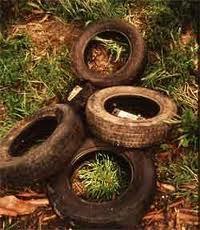 Stockton Tire and Recycling Disposal | Junk Removal | Junk King Stockton