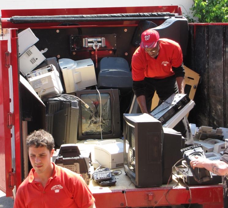 e-waste removal services washington dc