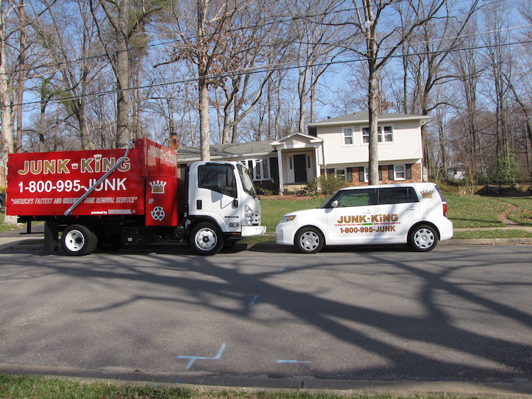 trusting the right junk removal company in washington dc
