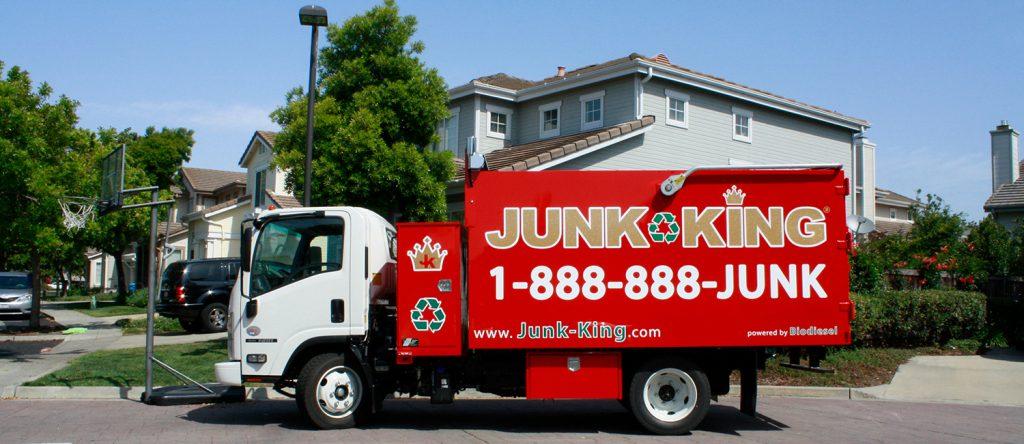Junk King Washington DC