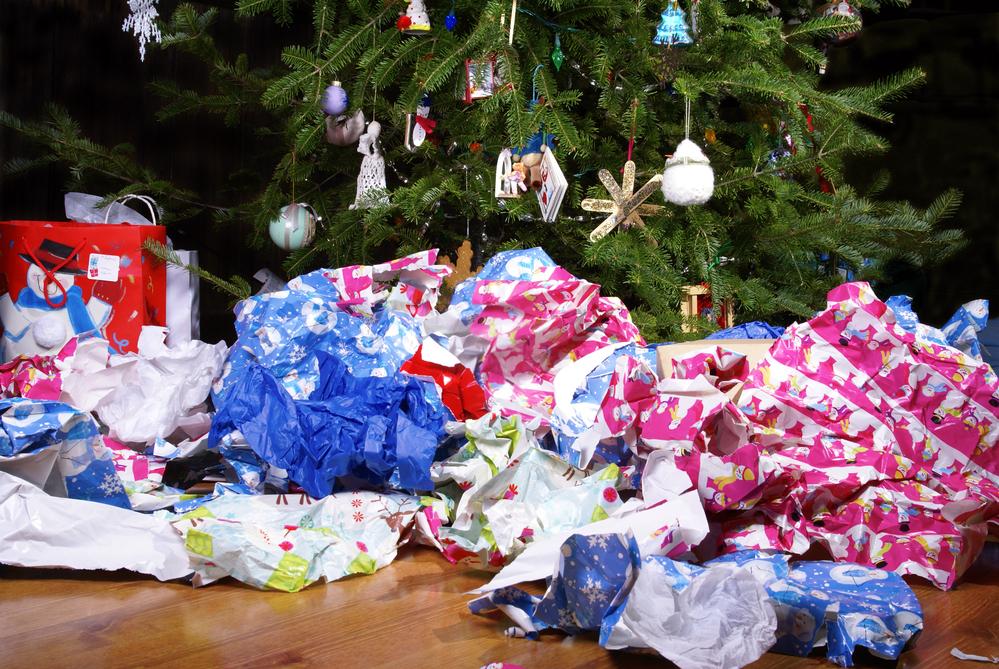 holiday waste pickup
